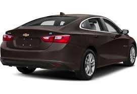 2016 Chevrolet Malibu Overview | Cars.com