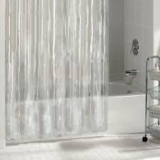 interactive transpa clear shower curtain concept wonderful ideas clear shower curtain
