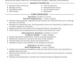 Resume Writing Examples Resume Sample