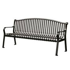 Outdoor Park Benches - Outside Commercial Park Benches for Sale ...