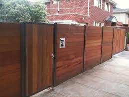 Diy Horizontal Fence Design My Journey