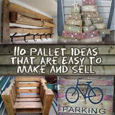 easy to make furniture ideas. 110 Pallet Ideas That Are Easy To Make And Sell Furniture R