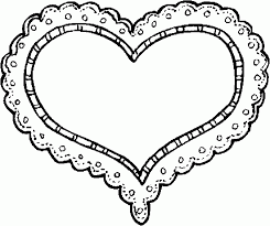fancy heart valentines day coloring pages free printables valentines day coloring pages, valentine and more! on cute valentines template