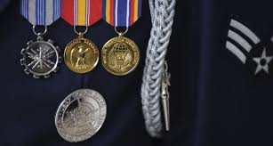 military medals how to determine a veterans awards
