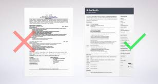 Ats Friendly Resume Template Unique Word Vs Pdf Resume What Is The