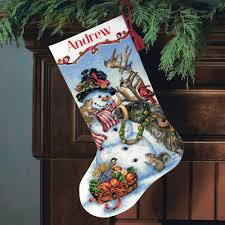 Cross Stitch Stocking Patterns Mesmerizing Christmas Stockings Cross Stitch Patterns Kits Page 48