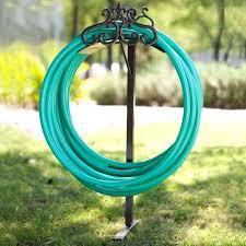 garden hose holder freestanding outdoor garden with metal hose holder garden hose holder free standing