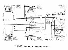 1948 lincoln continental wiring diagram 1948 automotive wiring door locks wiring diagram of 1959 60 ford