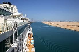 Weder kanalbehörde noch die eigner des schiffs haben bisher detailliert. Querstand Suezkanal Von Containerschiff Blockiert