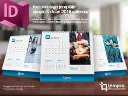 Indesign Calendar Template