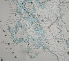 Nautical Chart No 4972 United States Alaska Southeast