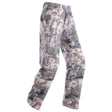 Sitka Size Chart Sitka Gear New For 2019 Traverse Pant