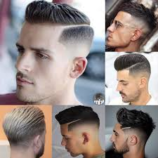 Mens Hair Types Chart 35 Best Taper Fade Haircuts Types Of Fades 2019 Guide
