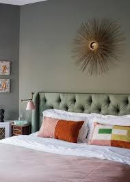 Entspannt und ruhig schlafen mit der richtigen wandfarben. Wandgestaltung Grun So Setzen Sie Die Farbe Effektvoll Ein Deco Home
