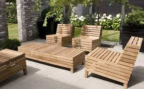 Pallet Home Wooden Pallet Black Fabric Covered Sofa Patio Furniture 2872859284