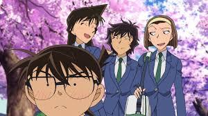 Detective Conan Episode 854: Memories of Cherry Blossom Class (サクラ組の思い出)!  Shinichi BOY Part!! | Detective conan wallpapers, Detektif conan, Detective  conan