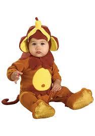 infant banana l monkey costume