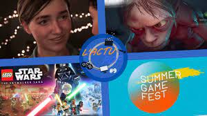 The Last Of Us Part II passe GOLD, Summer Game Fest, Images Gollum et Lego  Star Wars