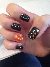 Tennessee Football Nail Designs Halloween Tennessee Vols Nails Tennessee Nails Nails