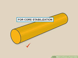 How To Choose A Foam Roller With Pictures Wikihow