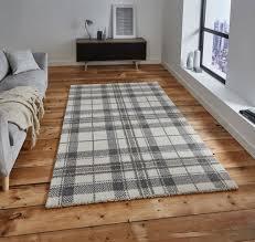 wellness 6630 cream grey rug