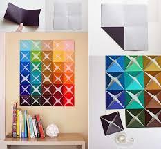 12 Cheap and Creative DIY Wall Decoration Ideas 3