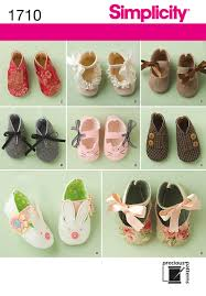 Free Baby Shoe Pattern Interesting Design