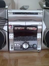 SONY RX-99 Müzik Seti