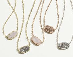 what is drusy kendra scott knowledge
