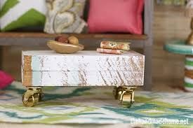 make your own barbie furniture. Dollhouse_coffee_table Make Your Own Barbie Furniture