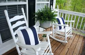 white outdoor rocking chair. White Wooden Rockers Deck Rocking Chair Ash Wood Outdoor