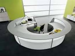 circular office desks. Size 1024x768 Circular Reception Desk White Office Desks 1
