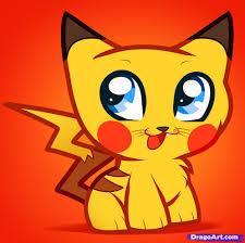 how to draw pikachu kitty pikakitty