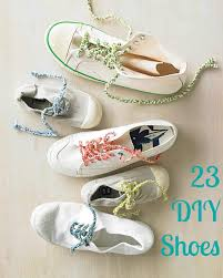 Diy Shoes Design Step By Step 25 Ways To Kick Up Your Style With Diy Shoes Crafts