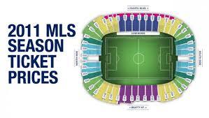 2011 Mls Season Ticket Prices Set Vancouver Whitecaps Fc