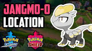 How to Catch Jangmo-o - Pokemon Sword & Shield - YouTube