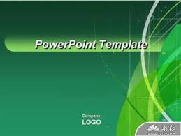 science background for powerpoint green science and technology background ppt template ppt