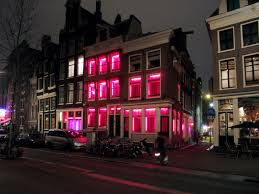 Red Light District Portland Amsterdam Red Light District Red Light District Amsterdam