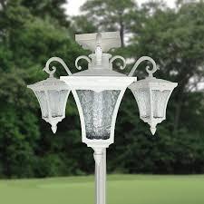 Light Post Planter Amazon Com Outdoor Lighting Outdoor Solar Lights Outdoor
