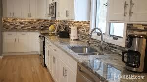 viscont white granite kitchen countertop