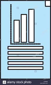 Graphic Design Stats Graphic Stats Bars Icon Vector Illustration Graphic Design