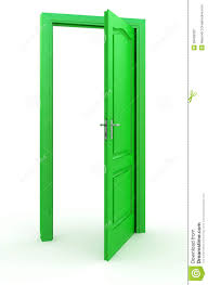 Doorstep clipart green door - Pencil and in color doorstep clipart ...