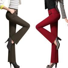 high quality office work. guoran wide leg women office work pants plus size high quality ladies formal a