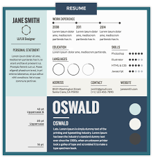 Fonts For Resume Good font for resume impression fonts resumes ideastocker 11