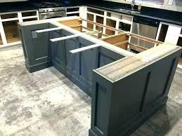 how to support granite countertop overhang granite granite countertop overhang support requirements