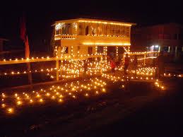 Diwali Home Decoration Pictures