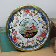 Daher Decorated Ware Tray Made In England Awesome Best Daher Decorated Ware Made In England Products On Wanelo