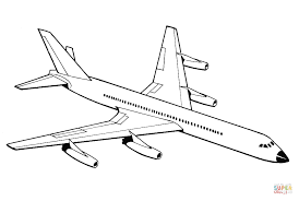 Small Picture Airplane coloring page Free Printable Coloring Pages