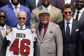 Tom Brady, champion Buccaneers visit ...
