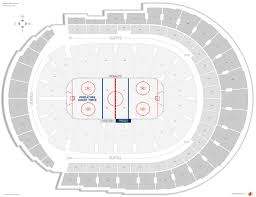 Bridgestone Arena Detailed Seating Chart Nashville Predators Seating Chart Seating Chart